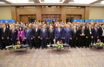 Mimar Sinan Uluslararası Proje Olimpiyatları Kayseri'de Yapıldı