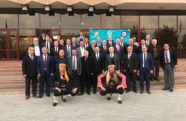 7-11 Kasım 2017 Tarihleri Arasında Türkistan Şehrengizi