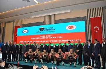 Mimar Sinan Uluslararası Proje Olimpiyatları Final Projelerinin Tanıtım Toplantısı