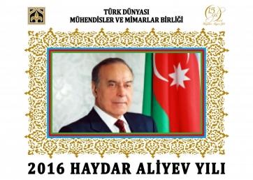2016 Yılı, Haydar Aliyev Anma Yılı ilan edilmiştir