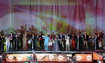 2019 Türk Dünyası Kültür Başkenti - Oş