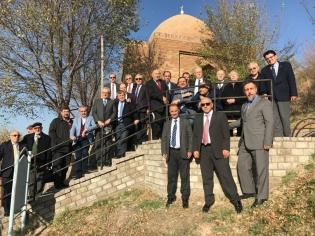 7-11 Kasım 2017 Tarihleri Arasında Türkistan Şehrengizi Yapıldı.