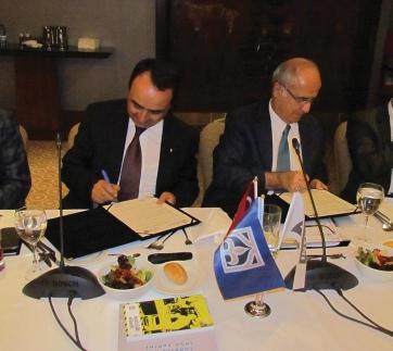 TDMMB ile İNTES arasında İşbirliği Protokolü İmzalandı