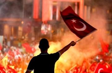 Türk Dünyası Mühendisler ve Mimarlar Birliği'nin Milli İrade Bildirisi