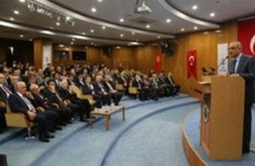 """Uluslararası Türk Akademisi Tanıtım Programı ve Ödül Töreni"""" Gerçekleşmiştir"""