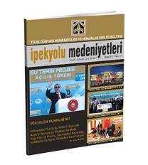 İpekyolu Medeniyetleri 12.sayı